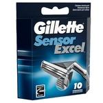 Картридж для бритья Gillette Sensor Excel сменный 10шт