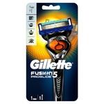 Бритва Gillette Fusion5 ProGlide Flexball c 1 сменным картриджем