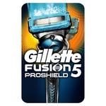 Gillette Fusion5 ProShield Chill FlexBall Technology