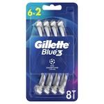 Бритвы одноразовые Gillette Blue3 Comfort 8шт