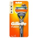 Gillette Fusion Razor with Replacement Shaving Cartridges
