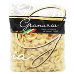 Макаронные изделия Granaria ракушки 500г