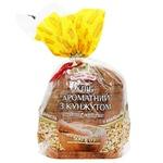 Хлеб Формула Смаку Ароматный пшенично-ржаной с кунжутом  300г