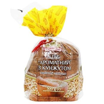 Formula Smaku Fragrant Wheat-rye Bread with Sesame Seeds 300g