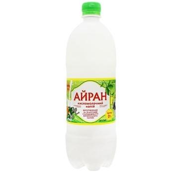 Напиток кисломолочный Лесная Сказка Айран 1% 1л