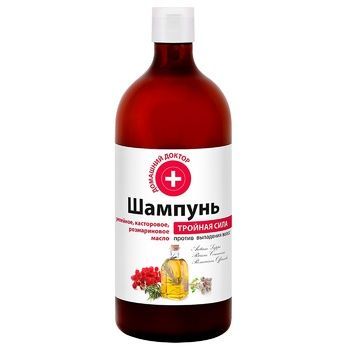 Domashniy Doktor Triple Strength For Hair Shampoo - buy, prices for CityMarket - photo 1