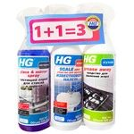 HG Cleaning Agent 2pcs 500ml + 1 as a Gift