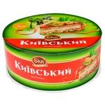 Торт БКК Київський дарунок з арахісом 850г