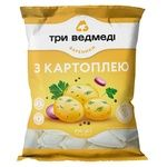 Three Bears Varenyky with potato 800g