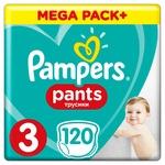 Подгузники-трусики Pampers Pants размер 3 Midi 6-11кг 120шт