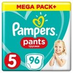 Pampers Pants Size 5 Junior 12-17kg 96pcs