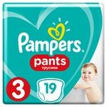Підгузки-трусики Pampers Pants розмір 3 Midi 6-11кг 19шт