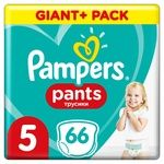 Pampers Pants Size 5 Diapers 12-17kg 66pcs