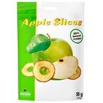 Слайсы яблочные Spektrumix зеленые 50г
