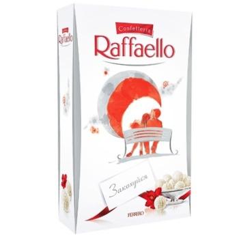 Конфеты Raffaello хрустящие 80г - купить, цены на ЕКО Маркет - фото 2