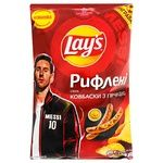 Lay's with Sausages and Mustard Flavor Chips 120g