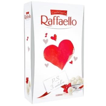 Конфеты Raffaello хрустящие 80г - купить, цены на ЕКО Маркет - фото 4