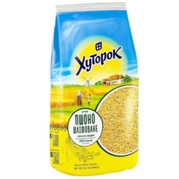Khutorok groats millet 800g - buy, prices for EKO Market - photo 1