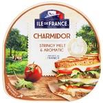 Сыр ILE de France Шармидор полутвердый нарезка 57% 150г