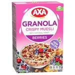AXA Granola With Berries Crispy Honey Muesli 270g
