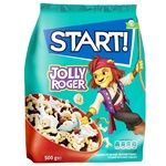 Start! Jolly Roger Ready Cereal Breakfast 500g