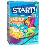 Сухі сніданки Start! зернові пластівці кукурудзяні глазуровані 280г