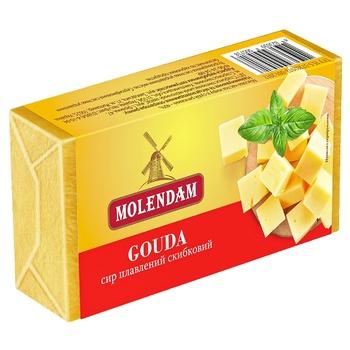 Сыр плавленый Molendam Gouda 40% 70г