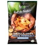 Bio Zentrale with Salt Tortilla Chips 125g