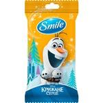 Smile Frozen Wet wipes 15pcs