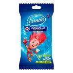 Smile Fixies Antibacterial Wet Wipes 15pcs