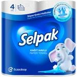Selpak paper kitchen towel 4pcs