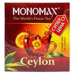 Чай черный Мономах №12 цейлонский 1,5г*100шт