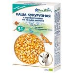 Каша Fleur Alpine кукурудзяна на козинячому молоці для дітей з 5 місяців 200г