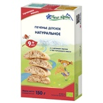 Fleur Alpine Natural For Babies From 9 Months Cookies 150g