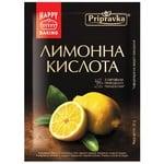 Лимонная кислота Pripravka 20г