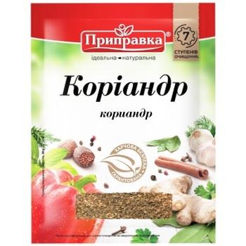 Кориандр Pripravka Молотый 20г