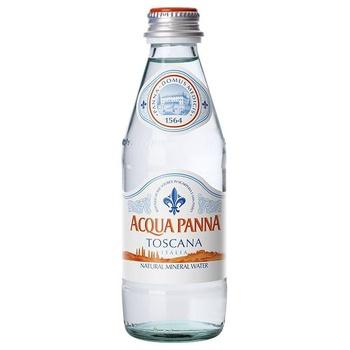 Вода минеральная Аква Панна негазированная 250мл - купить, цены на СитиМаркет - фото 1