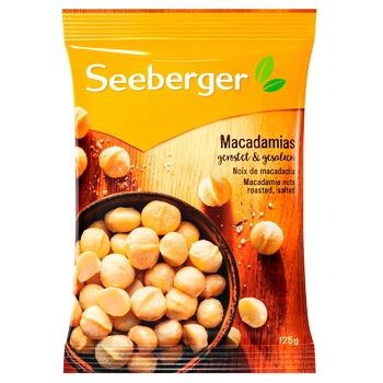Макадамія Seeberger 125г