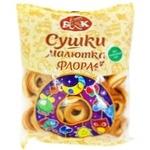 Сушки КБВ Малютка Флора 300г