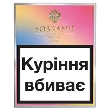 Цигарки Sobranie Laube Cocktail