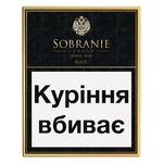 Сигареты Sobranie Laube Black