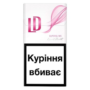 Сигареты LD Super Slims Pinks
