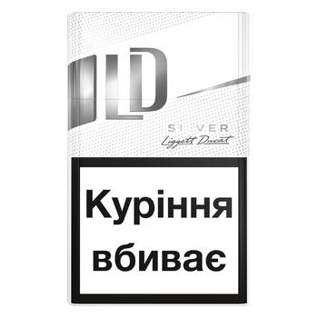 Сигареты LD Silver - купить, цены на СитиМаркет - фото 1