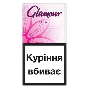 Сигареты Glamour Lilac - купить, цены на СитиМаркет - фото 1