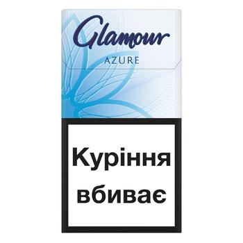Цигарки Glamour Azure - купити, ціни на CітіМаркет - фото 1