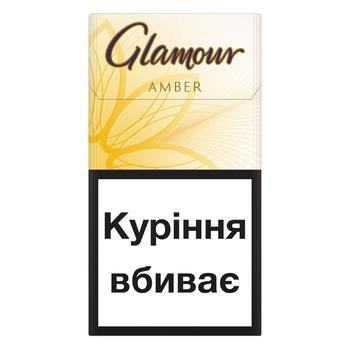 сигареты гламур амбер купить