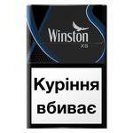 Цигарки Winston XSence Blue