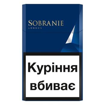 Sobranie Blue Cigarettes