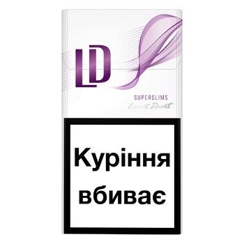 Сигареты LD Violet Super Slims