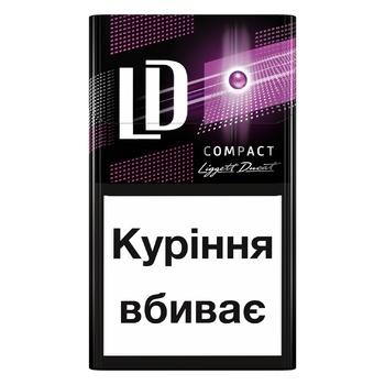 сигареты ld impulse compact купить